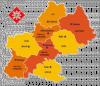 Carte Midi-Pyrénées